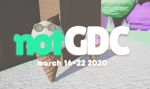 Search in Glacies | notGDC Game Jam 2020